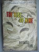 【書寶二手書T1/原文小說_NEV】The Rise of Nine_Pittacus Lore