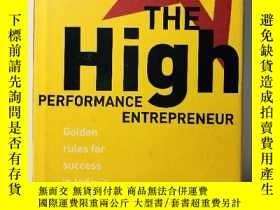 二手書博民逛書店The罕見High Performance Entreprene