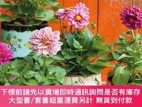 二手書博民逛書店Tiny罕見Tabletop Gardens: 35 projects for super-small space