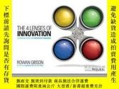二手書博民逛書店The罕見Four Lenses of Innovation: A Power Tool for Creative