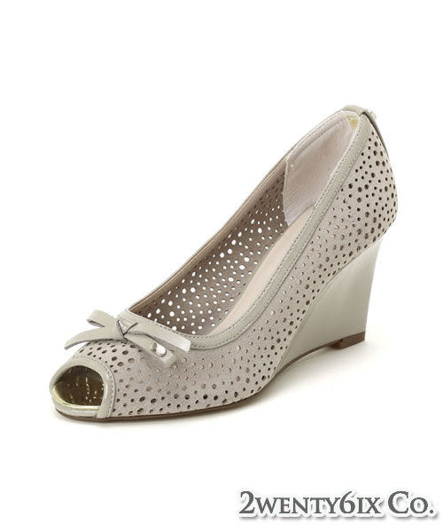 ★ MIT 魅惑心機楔型魚口鞋 ★
