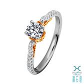 【鑽石屋】GIA 40分鑽石戒指