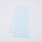 沁藍條紋澡巾-生活工場