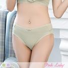 舒適透氣柔滑配褲 清純戀人內褲6349(紫色、綠色)-Pink Lady