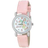 【角落生物皮革手錶】角落生物 高質感 皮革 手錶 粉色 日本正版 該該貝比日本精品 ☆