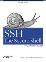 二手書博民逛書店 《SSH, The Secure Shell: The Definitive Guide》 R2Y ISBN:0596000111