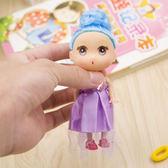 迷你洋娃娃小公主巴比女孩兒童玩具公主擺件公仔地攤貨源學生禮物【限時特惠八折下殺】
