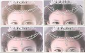 頭飾 新娘頭飾結婚禮額飾 新款簡約眉心墜盤發婚紗禮服眉心吊墜飾品 小宅女大購物