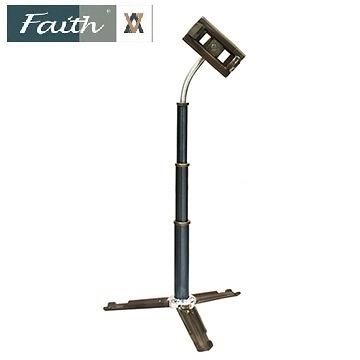 【聖影數位】Faith 輝馳 PHS2 手機支撐架 自拍方式多樣化 重量僅僅102克 適用手機可夾6.4吋以下 藍色