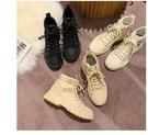 【JMDX201】厚底帥氣短靴 機車馬丁鞋 (三色任選)