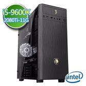 技嘉Z390平台【滅道賢者】i5六核 RTX2080Ti-11G獨顯 1TB效能電腦