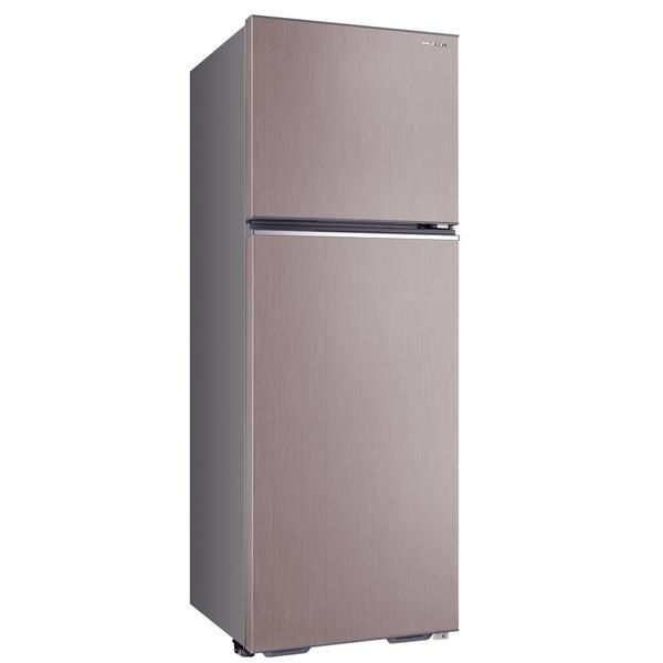 SANLUX台灣三洋 380L 1級變頻雙門電冰箱 SR-C380BV1B /蔬果室加大40%
