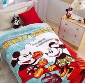 工地米奇-保暖法蘭絨毯(大件)走進迪士尼世界