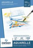 CANSON 法國康頌 / 高級水彩紙 ( 重磅紙 - 300g/m2 ) / 10張 A3