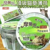 【 zoo寵物商城】摩爾思頂級貓草薄荷1g*50包