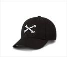FIND 韓國品牌棒球帽 男 街頭潮流 交叉骨頭刺繡 歐美風 嘻哈帽  街舞帽