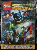 挖寶二手片-P07-465-正版DVD-動畫【樂高蝙蝠俠電影】-一起打擊犯罪吧