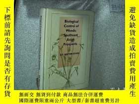 二手書博民逛書店Biological罕見Control Of Weeds :So