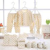 剛出生寶寶嬰兒衣服套裝禮盒新生兒衣服0-3-6個月純棉 喵小姐