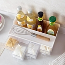 抽屜調料盒廚房調味罐套裝家用調味瓶置物架塑料鹽罐調味盒