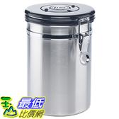 [美國直購] Friis 16-Ounce Coffee Vault 不鏽鋼 咖啡豆 咖啡儲存罐 Stainless Steel