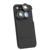 蘋果7四合一手機鏡頭殼攝像頭超廣角高清iPhone7微距魚眼增距鏡頭【快速出貨】