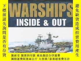 二手書博民逛書店Warships:罕見Inside & Out (Weapons of War)-戰艦:內外(戰爭武器)Y44