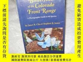 二手書博民逛書店Butterflies罕見of the Colorado Fro