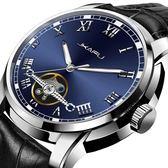 手錶男潮流時尚學生防水運動男士手錶非機械錶皮帶男款韓版石英錶【全館好康八九折】