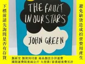 二手書博民逛書店The罕見Fault in Our Stars 有簽字Y22565 不祥 不祥 ISBN:9780141353