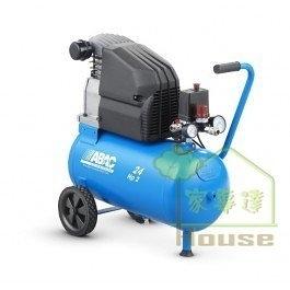 [ 家事達 ] 台灣ABAC 空壓機 空氣壓縮機2HP--8L 特價