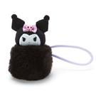 【震撼精品百貨】酷洛米_Kuromi~三麗鷗 酷洛米造型髮束/髮綁-毛球#17696