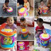 寶寶手拍鼓兒童音樂拍拍鼓可充電早教益智嬰幼兒0-1-3歲玩具禮物 HM 范思蓮恩