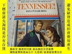 二手書博民逛書店TENNESSEE罕見DANA FULLER ROSS:田納西州