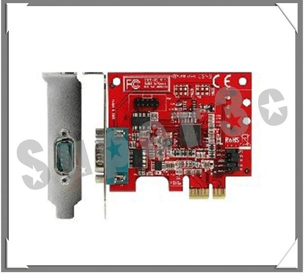 新竹【超人3C】UTB310L RS232擴充短卡◆使用Low-profile短鐵片,適用於薄型電腦主機