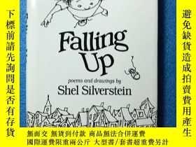 二手書博民逛書店Falling罕見up: Poems and Drawings 跌倒:詩與畫Y261601 Shel Silv