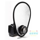 反光板 二合一手提攝影棚反光器具摺疊便攜迷你柔光板T