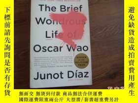 二手書博民逛書店The罕見Brief Wondrous Life of Osca