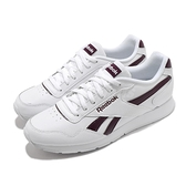 【海外限定】Reebok 休閒鞋 Royal Glide 白 棕 男鞋 小白鞋 皮革 運動鞋 百搭款【ACS】 FW0844