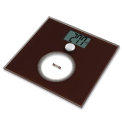 TANITA BMI 電子體重計 HD-383 / HD-383BR 咖啡色