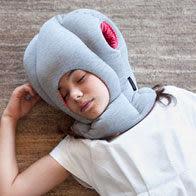 優雅小憩睡美人鴕鳥枕