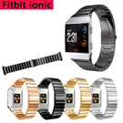 Fitbit ionic 不銹鋼鏈式錶帶...