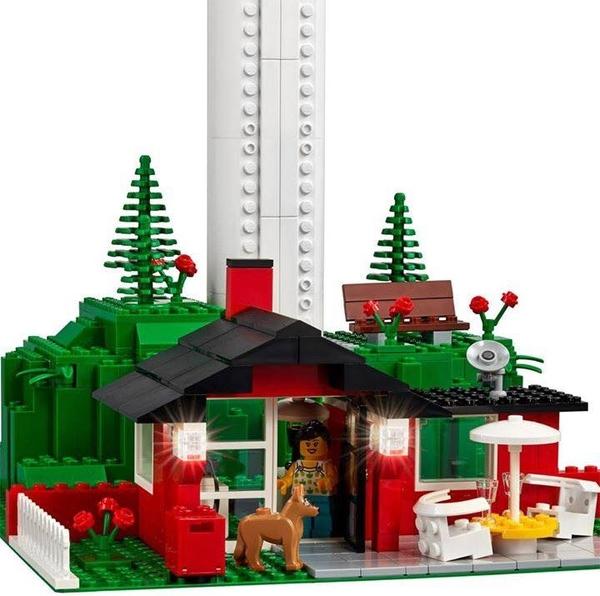 【LEGO樂高】創意系列 VESTAS 風力發電機 #10268 全高100公分