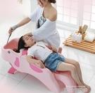 可折疊兒童洗頭躺椅洗發椅子小孩大人孕婦洗頭床寶寶洗頭神器家用QM 依凡卡時尚