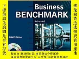 二手書博民逛書店Business罕見Benchmark Advanced Student s Book With Cd Rom B