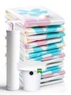收納博士11件真空壓縮袋送手泵 大號抽氣棉被子衣物收納袋真空袋