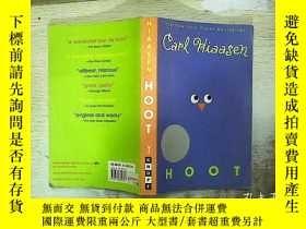 二手書博民逛書店HOOT罕見32開本Y180897