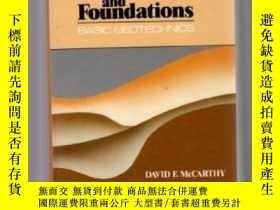 二手書博民逛書店Essentials罕見Of Soil Mechanics And Foundations: Basic Geot