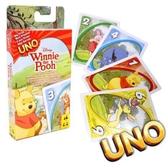 【UNO】遊戲卡-小熊維尼(54480)