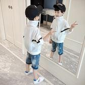 男童防曬衣2018新款韓版透氣兒童夏季空調衫男孩外套 zr705『miss洛羽』